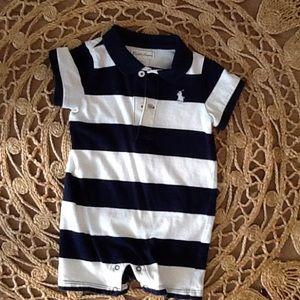 Ralph Lauren bodysuit for baby boy